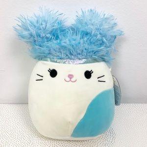 """Squishmallows Squish-Doos Cora Cat 8"""" New"""